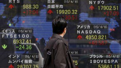 Photo of Chứng khoán châu Á giảm từ mức cao nhất 1 tháng khi nhà đầu tư đánh giá lại rủi ro