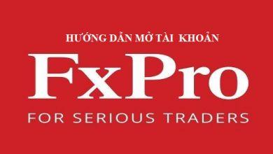 Photo of Hướng dẫn đăng ký tài khoản Fxpro