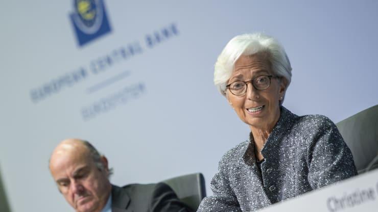 Ngân hàng Trung ương châu Âu có thể công bố các điều chỉnh chính sách sau dữ liệu lạm phát sốc